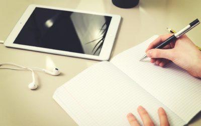 La escritura a mano mejora tu salud mental